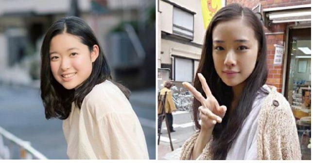 藤野涼子と蒼井優似てる