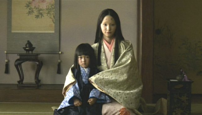 清須会議(映画)の三法師の母・松姫(剛力彩芽)は実在しない松姫と三法師