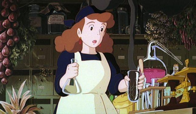 魔女の宅急便(映画)でキキのお母さんの名前は?何の薬を作ってる?声優さんが誰かも紹介!